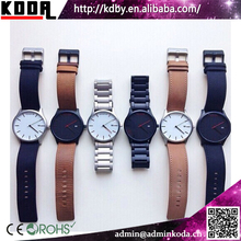 Stainless Steel Watch Case 3atm Water Resistant Quartz Watch