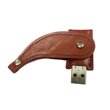 Hot sales leather usb real capacity 2gb 4gb lower price logo print high quality transformers usb flash drive memory