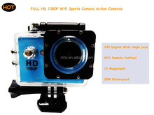 140 Degree SJ4000 Sport Action Camera Hd1080p Outdoor Action Cam