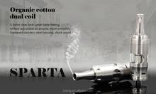 best ecigarette tank big vape pen: sparta sub-ohm tank
