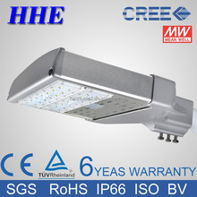 Time control ,voice control, light control P66 60w Led Street Light