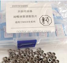 common rail injector nozzle spring adjusting spacer Z05V3C04005