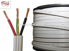 Flat TPS cable 1.5mm electric cable