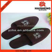 OEM Personalized Hotel Slippers