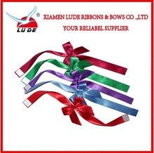 ribbon bows for packing gift box