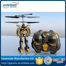Newest 2.5ch remote control flying robot for wholesale