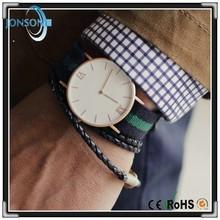 40mm Egg white blank wrist watch manufacturer watch factory custom watch dial watch face