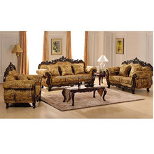 traditional living room set vintage button tufted velvet chair