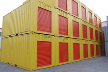 qingdao rayfore 20GP special storage container