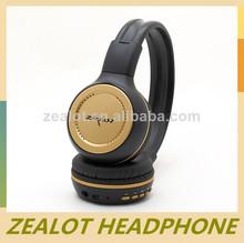 Estilo manos libres portátil más nuevo de alta calidad para auriculares inalámbricos con audio línea- en