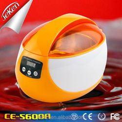 Household Ultrasonic Cleaner CE-5600A designed for CD, VCD and DVD cleaning