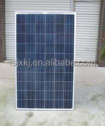 130w 12v poly crystalline PV solar module 36 cel
