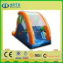 Good quality promotional giant dragon inflatable water slide