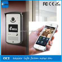 2015 ATZ Wired and Wireless Video Phone Systems for Flats and Houses Video Door Bell with WiFi to Connect with Smart Phone