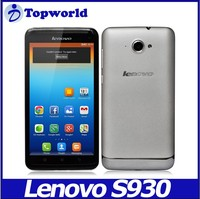Lenovo S930 mobile phone 6.0inch MTK6582 Quad Core 1.3GHz 1GB+8GB Android OS 4.2 GPS 8.0MP Smartphone