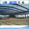 sandwich panel or corrugated sheet prefabricated steel frame shed and steel shed