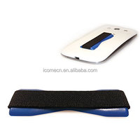 Colorful mobile phone one handle grip smart phone belt finger grip for all digital devices