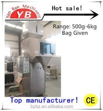YB-6 Sugar Weighing and Packing Machine