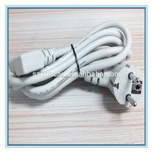 Figure 8 cord European Power Cords IEC60320 C7