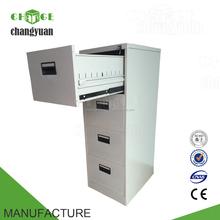 Office furniture 4 drawer metal steel filing cabinet