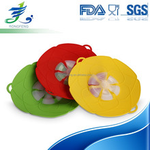 Food Grade Silicone Lids For Different Size Pot And Cup