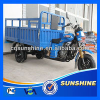 Powerful Durable 250cc cargo passenger tricycle