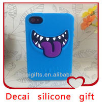 2013 New style custom silicone cell/mobile phone covers