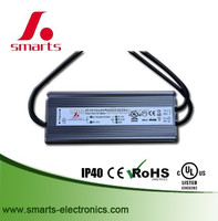 ul ce listed 12v 24v 60w 80w dimmable led driver for led flood light
