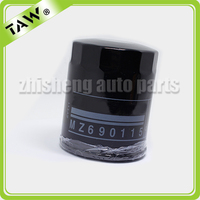 competitive price and quality oil filter for Mitsubishi car OEM MZ690115 Direct manufacturer