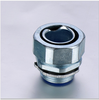 Hexagonal Male Flexible Conduit Connector/Male Straight Pipe Fitting