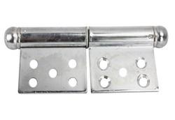Good quality round corners hinge for iron door