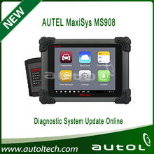 ON SALE! Newest Autel maxisys ms908 upgrade from autel maxidas scanner like a pad powerful functions IN STOCK FAST DELIVERY