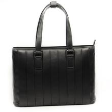 2015new Arrival Genuine Leather Men's Brand Briefcase personality replica