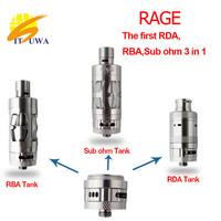 Shenzhen electronic cigarette itsuwa rage tank vape cig in Dubai prices
