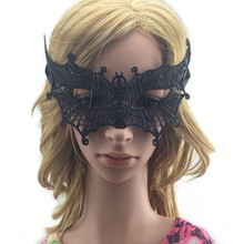 2015 new custom design sexy party lace face mask