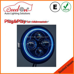Qeedon hot with OSRAM KW H2L531 chips headlamp for for audi