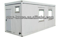 house prefabricated modified shipping container home