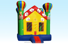 2015 Hot Selling Inflatable Balloon Jumping Castel For Party Jumper