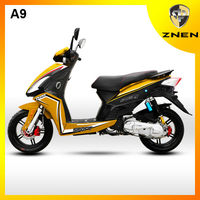 A9--2015 ZNEN popular gas scooter 125CC with EEC EPA DOT Self-development and patent products LED light cheap scooter