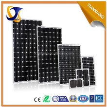 Solar panel in China manufacturer direct sell cheap price 160w solar panel