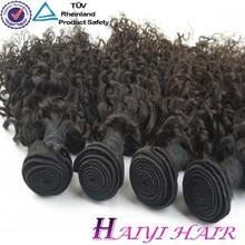 large stock! natural color unprocessed golden perfect brazilian hair prices