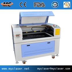 MC6040 High Speed garment laser cutting machine with long service life