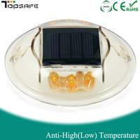 Highway LED Round Solar Dock Light