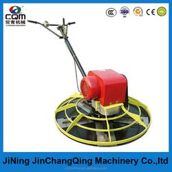 Various models for your choose Concrete power trowel,concrete power trowel machine price