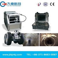 Pipeline Coating Inspection Robot Camera