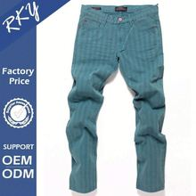 Special Design Eco-Friendly Stripe Cargo Pants