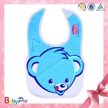 Hot Sale Promotional Custom OEM Comfortable Wholeslae Cotton Baby Bibs