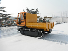 new style full tracked dump carrier with ce,hot selling