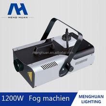 Stage equipment mini 1200W dj power fog machine