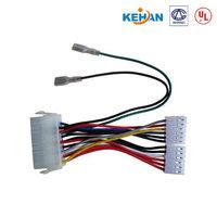 OEM ODM ISO Professional China Custom Computer Extension Wire Harness,Computer Wire Harness,OEM Computer Wiring Harness